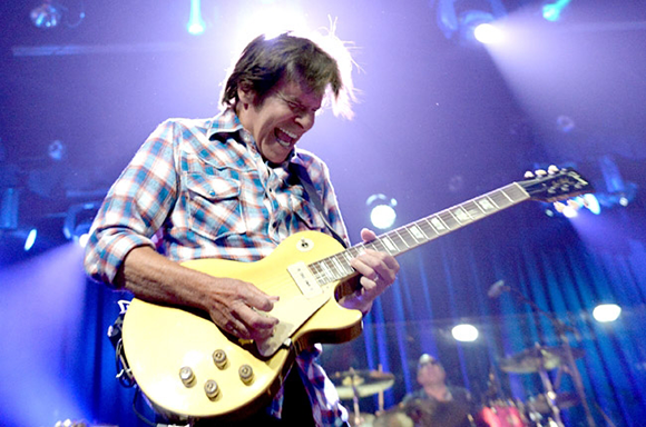 John Fogerty at St Augustine Amphitheatre