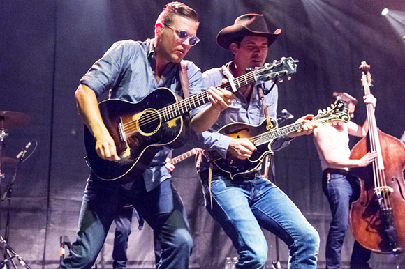 Old Crow Medicine Show & The Devil Makes Three at St Augustine Amphitheatre