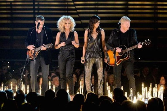Little Big Town at St Augustine Amphitheatre