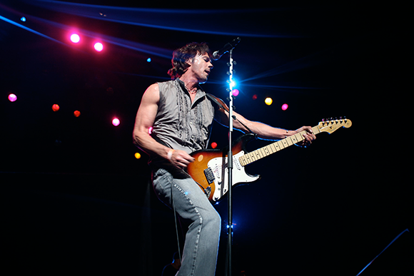 Rick Springfield, Loverboy & The Romantics at St Augustine Amphitheatre