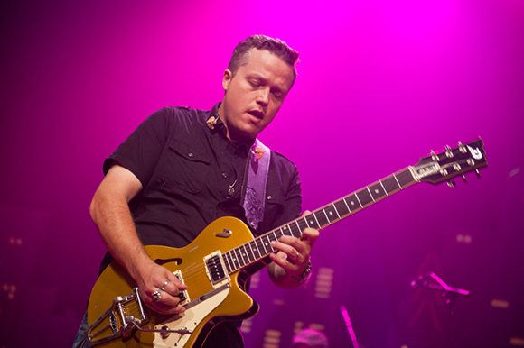 Jason Isbell & Shovels and Rope at St Augustine Amphitheatre