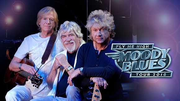 Moody Blues at St Augustine Amphitheatre