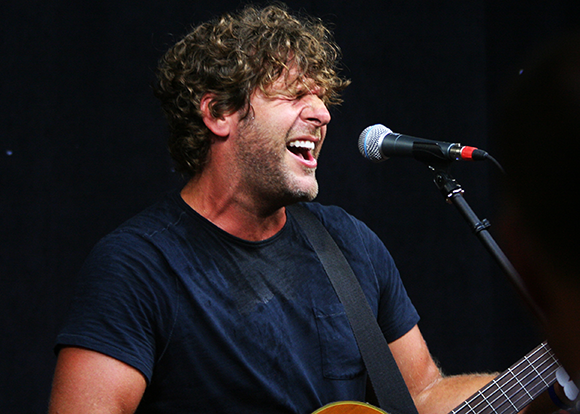 Billy Currington & Kelsea Ballerini at St Augustine Amphitheatre