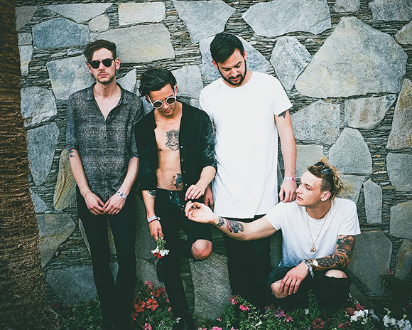 The 1975 at St Augustine Amphitheatre