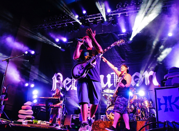 Rebelution & The Green at St Augustine Amphitheatre