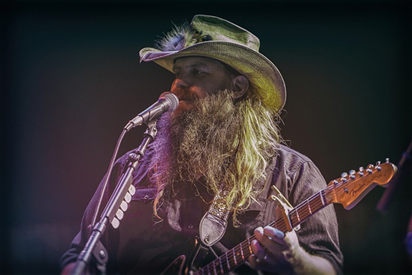 Chris Stapleton at St Augustine Amphitheatre