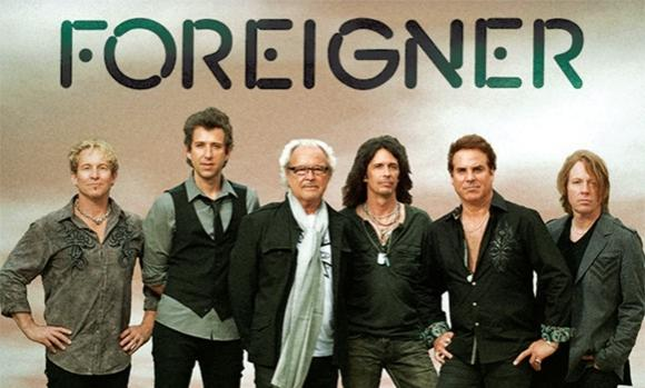Foreigner at St Augustine Amphitheatre