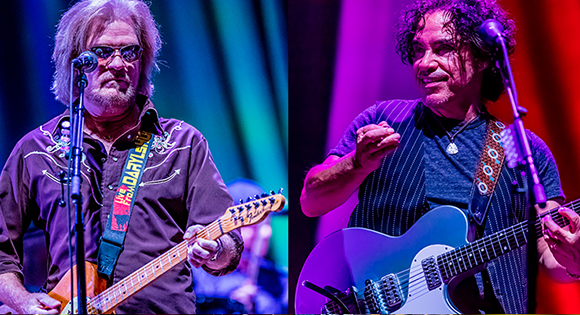 Daryl Hall & John Oates at St Augustine Amphitheatre