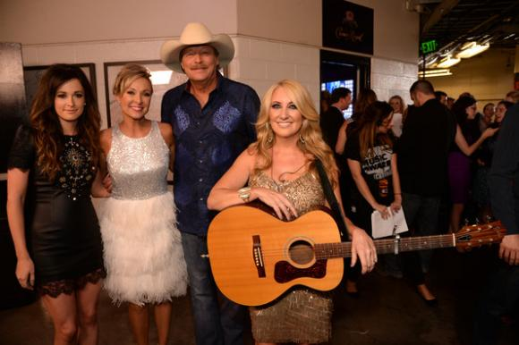 Alan Jackson & Lee Ann Womack at St Augustine Amphitheatre