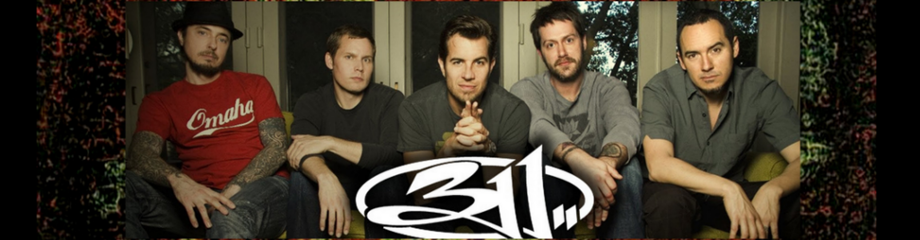 311, New Politics & Passafire at St Augustine Amphitheatre