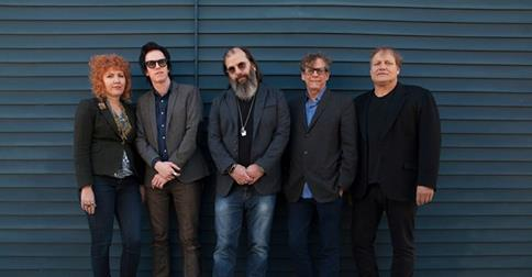 Steve Earle and The Dukes at St Augustine Amphitheatre