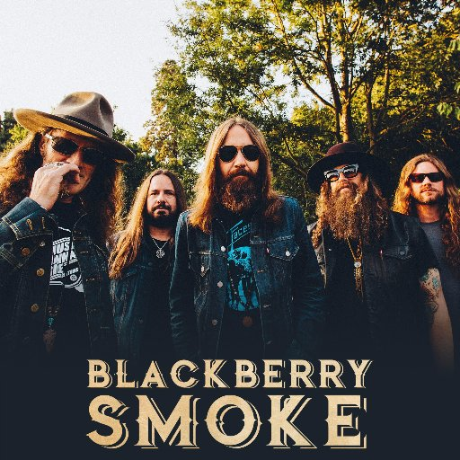 Blackberry Smoke at St Augustine Amphitheatre