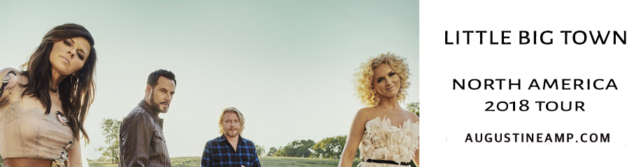 Little Big Town, Kacey Musgraves & Midland at St Augustine Amphitheatre