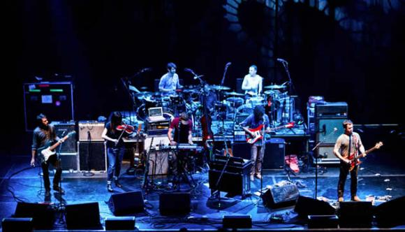 Modest Mouse at St Augustine Amphitheatre