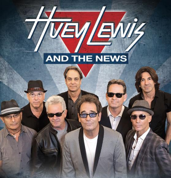 Huey Lewis and The News at St Augustine Amphitheatre