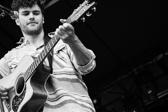 Vance Joy at St Augustine Amphitheatre
