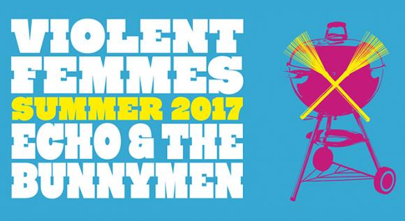 Violent Femmes & Echo and The Bunnymen at St Augustine Amphitheatre