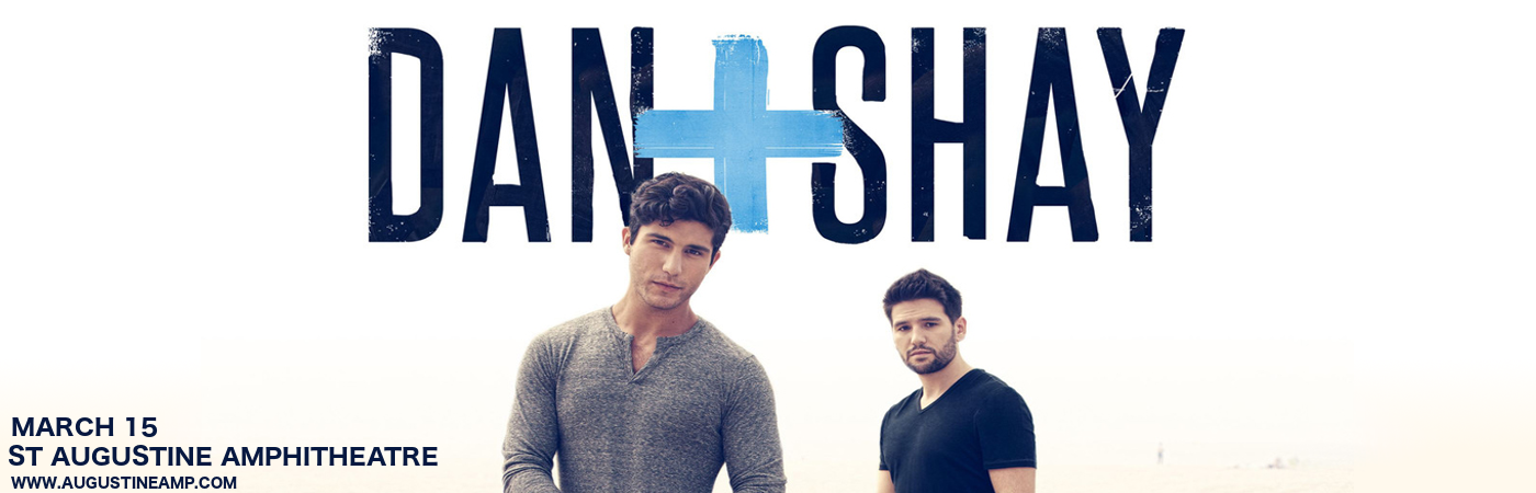 Dan and Shay & Morgan Evans at St Augustine Amphitheatre
