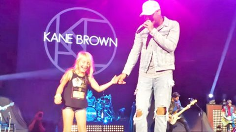 Kane Brown at St Augustine Amphitheatre