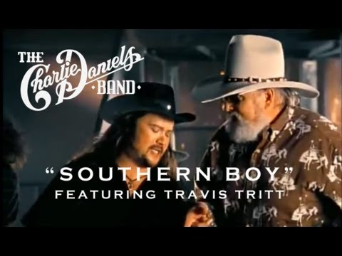 Travis Tritt & The Charlie Daniels Band at St Augustine Amphitheatre