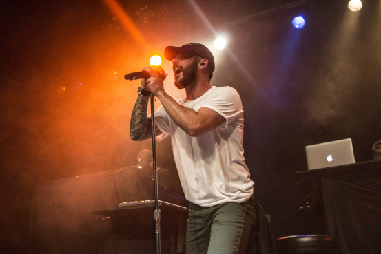 Jon Bellion at St Augustine Amphitheatre