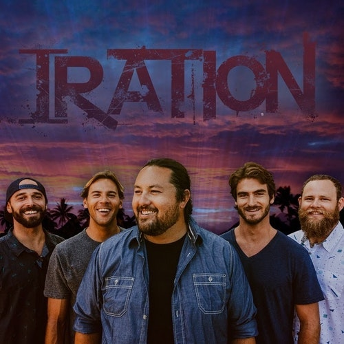 Iration at St Augustine Amphitheatre