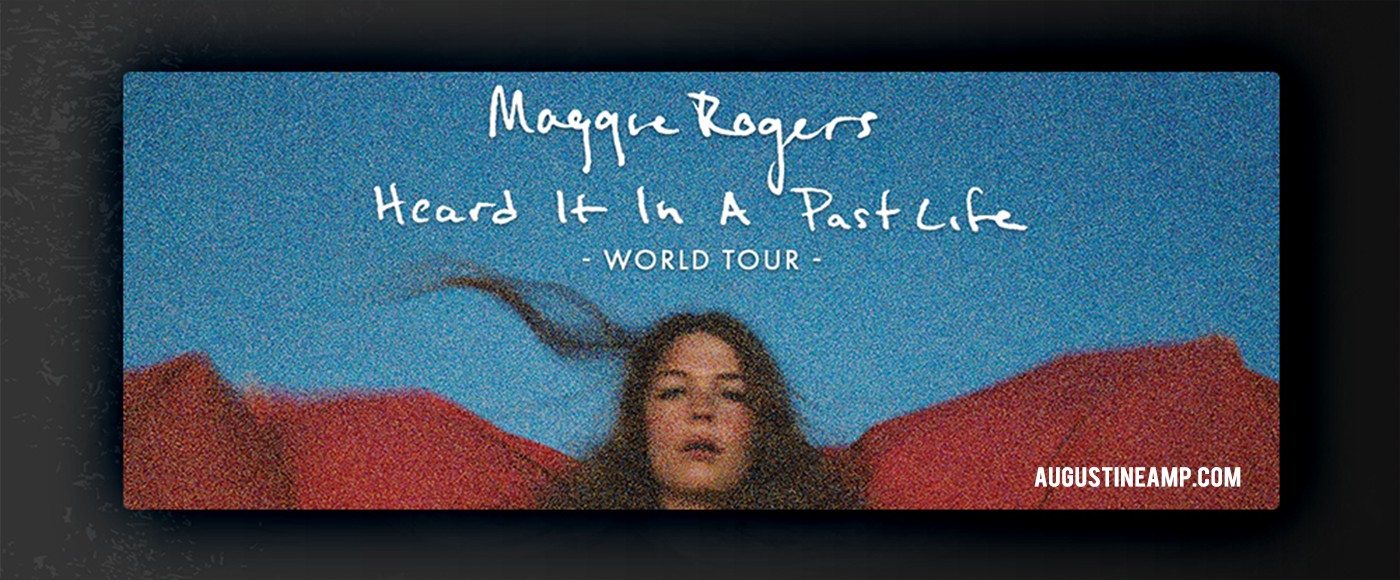 Maggie Rogers at St Augustine Amphitheatre