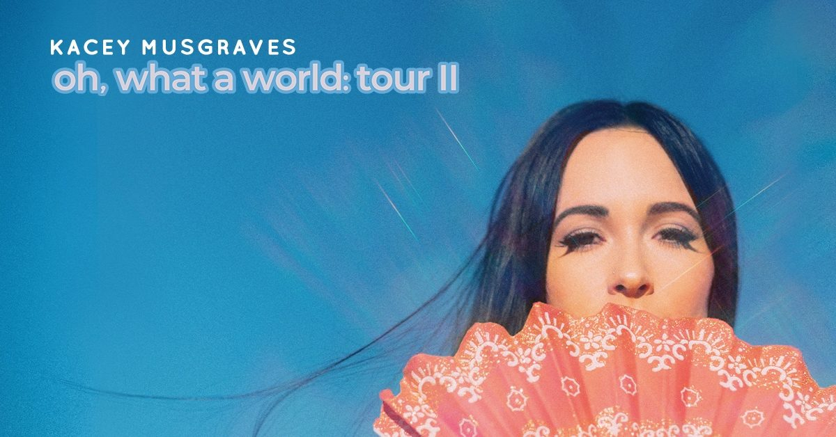 Kacey Musgraves at St Augustine Amphitheatre