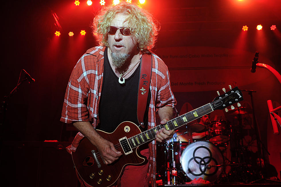 Sammy Hagar and The Circle at St Augustine Amphitheatre