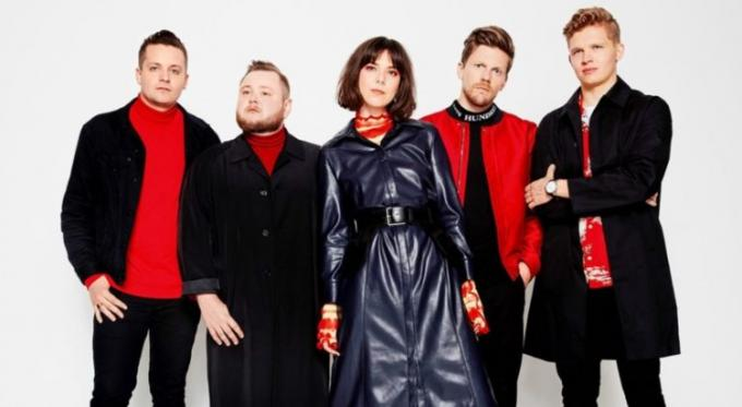 Of Monsters and Men at St Augustine Amphitheatre