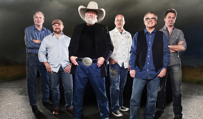 Charlie Daniels Band & Marshall Tucker Band at St Augustine Amphitheatre