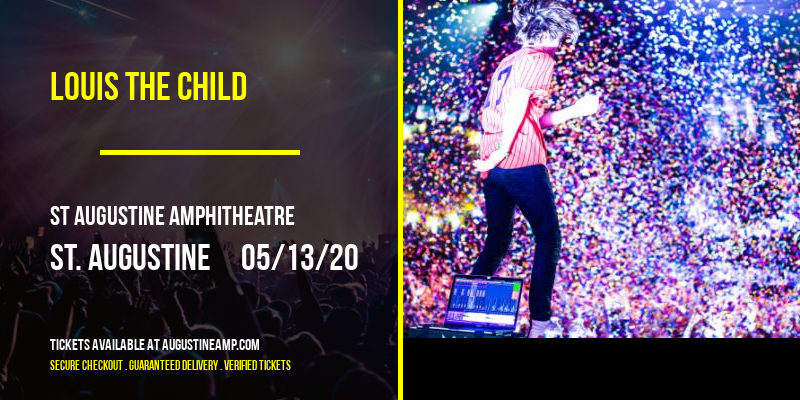 Louis The Child at St Augustine Amphitheatre