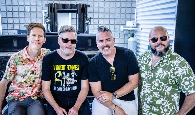 Barenaked Ladies, Gin Blossoms & Toad The Wet Sprocket at St Augustine Amphitheatre