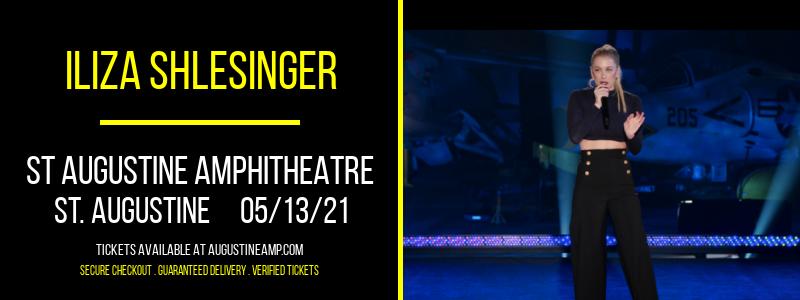 Iliza Shlesinger at St Augustine Amphitheatre