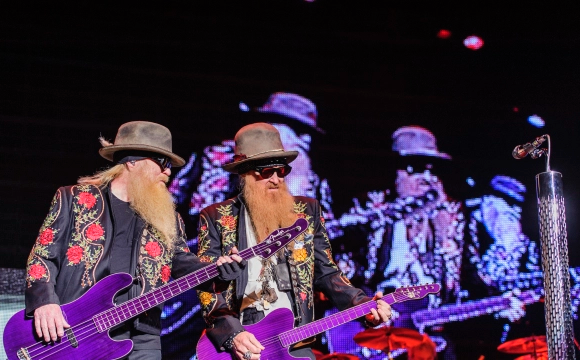ZZ Top at St Augustine Amphitheatre