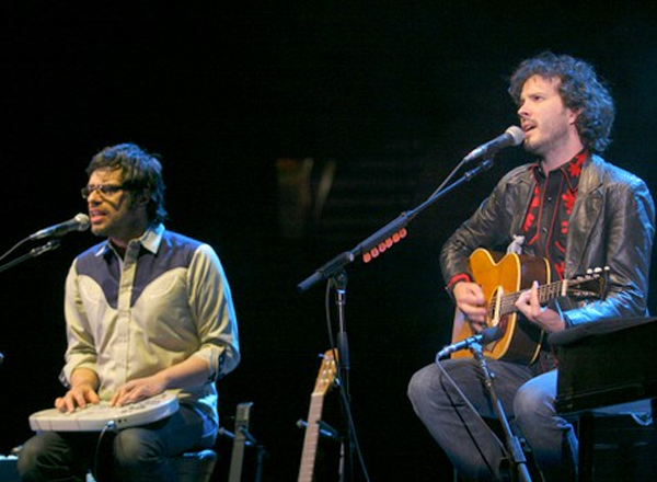 Flight of The Conchords at St Augustine Amphitheatre