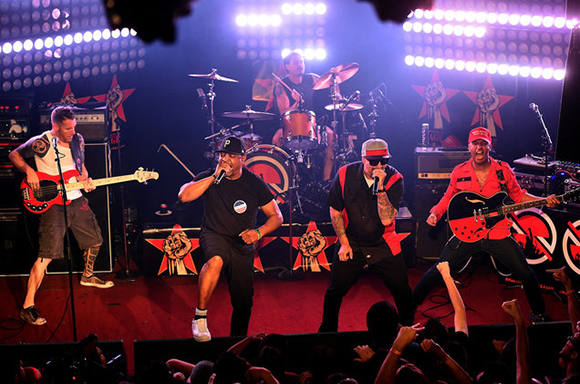 Prophets of Rage & Awolnation at St Augustine Amphitheatre