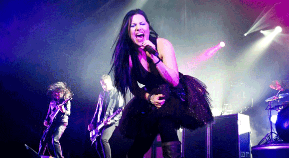 Evanescence at St Augustine Amphitheatre