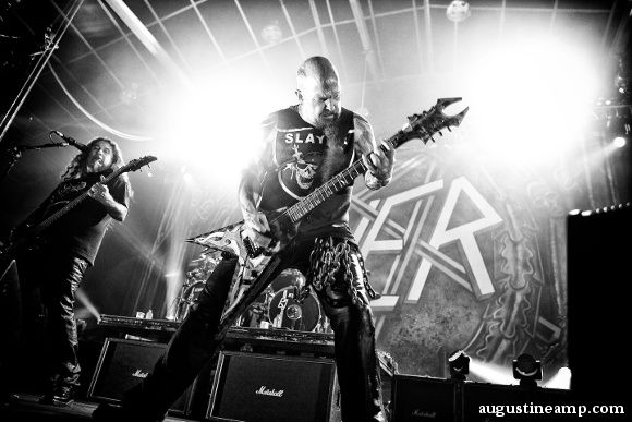 Slayer, Lamb of God & Behemoth at St Augustine Amphitheatre