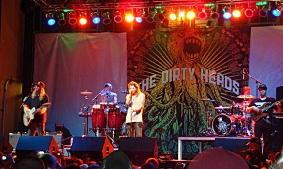 The Dirty Heads & Soja at St Augustine Amphitheatre