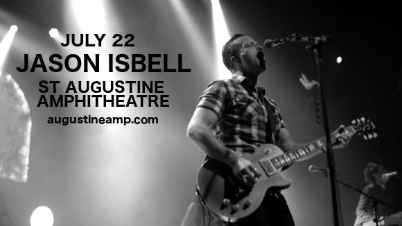 Jason Isbell at St Augustine Amphitheatre