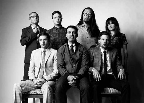 The Avett Brothers at St Augustine Amphitheatre