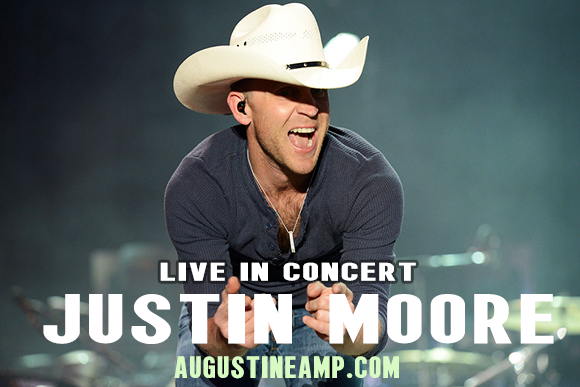 Justin Moore at St Augustine Amphitheatre
