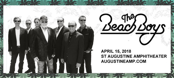The Beach Boys at St Augustine Amphitheatre