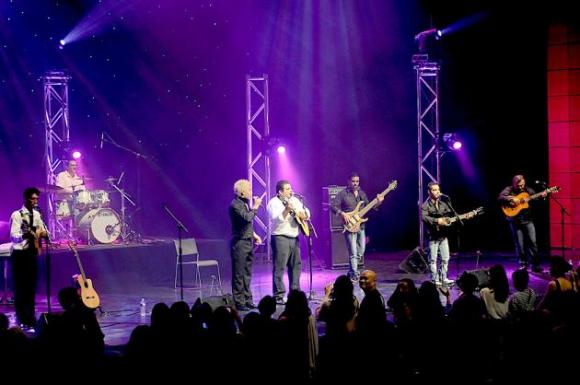 Gipsy Kings at St Augustine Amphitheatre