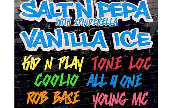 I Love The 90s: Salt N Pepa, Kid N Play, Coolio & Tone Loc at St Augustine Amphitheatre