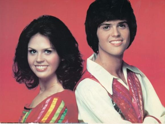 Donny and Marie Osmond at St Augustine Amphitheatre