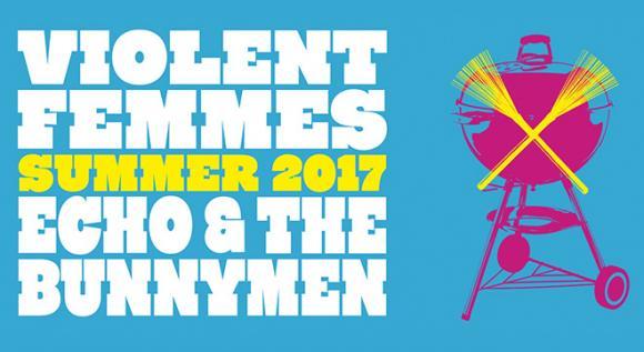 Violent Femmes & Echo and The Bunnymen at St Augustine Amphitheatre
