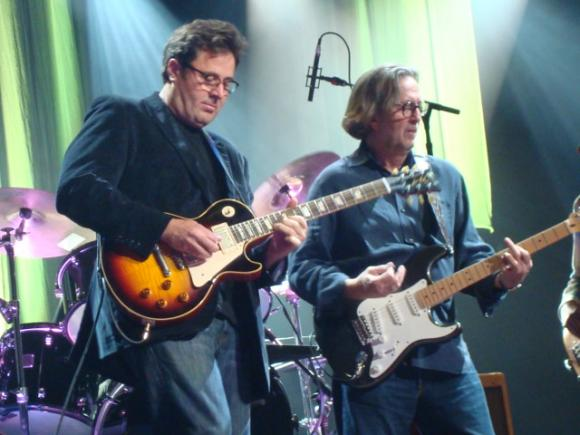 Vince Gill at St Augustine Amphitheatre