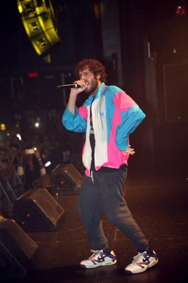 Lil Dicky at St Augustine Amphitheatre